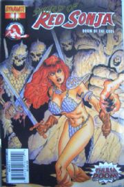Red Sonja Doom of the Gods #1 Cover B NEW